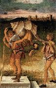 Giovanni Bellini Falsehood oil painting artist