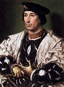 Jan Gossaert Mabuse A Noble Man oil painting artist