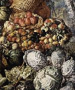 Joachim Beuckelaer Market Woman with Fruit oil painting artist