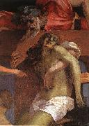 Rosso Fiorentino Descent from the Cross oil painting artist