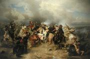 Carl Wimar Battle of Lutzen oil painting artist