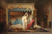 Jean-Leon Gerome King Candaules oil painting artist