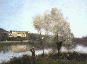camille corot Ville dAvray oil painting artist