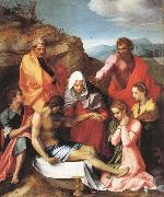Andrea del Sarto Pieta with Saints oil painting picture wholesale