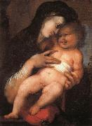 BERRUGUETE, Alonso Madonna and Child oil painting picture wholesale