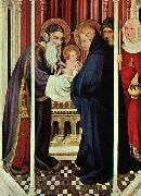 Broederlam, Melchoir The Presentation in the Temple oil painting picture wholesale