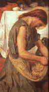 Brown, Ford Madox Christ Washing Peter's Feet oil painting artist