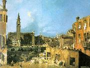 Canaletto The Stonemason's Yard oil painting picture wholesale