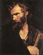 Dyck, Anthony van Apostle Jude oil painting artist