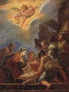 FETI, Domenico Adoration of the Shepherds oil painting picture wholesale