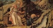 Filippino Lippi The Vision of St.Augustine oil painting picture wholesale