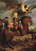 Jean Ranc Equestrian Portrait of Philip V oil painting picture wholesale