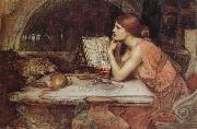 John William Waterhouse Sketch of Circe oil painting picture wholesale
