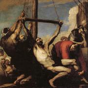 Jose de Ribera The Martyrdom of St. philip oil painting artist