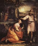 Lavinia Fontana Noli Me Tangere oil painting picture wholesale