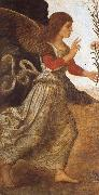 Melozzo da Forli The Angel of the Annunciation oil painting artist