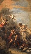 RICCI, Sebastiano Hercules at the Crossroads oil painting picture wholesale