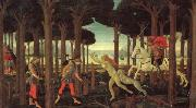 Sandro Botticelli The Story of Nastagio degli Onesti oil painting picture wholesale