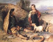Sir Edwin Landseer The Stonebreaker and his Daughter oil painting picture wholesale
