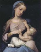 Correggio Campori Madonna oil painting picture wholesale