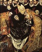 El Greco The Burial of Cout of Orgaz oil painting picture wholesale
