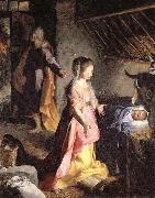 Federico Barocci The Nativity oil painting artist