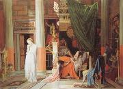 Jean Auguste Dominique Ingres Antiochus and Stratonice (mk04) oil painting picture wholesale