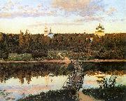 Levitan, Isaak The Quiet Abode oil painting picture wholesale