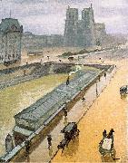 Marquet, Albert Rainy Day in Paris oil painting picture wholesale