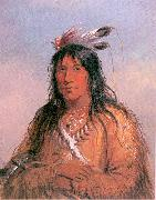 Miller, Alfred Jacob Bear Bull, Chief of the Oglala Sioux oil painting picture wholesale