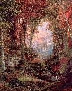 Moran, Thomas The Autumnal Woods oil painting picture wholesale