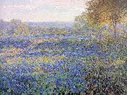 Onderdonk, Julian Fields of Bluebonnets oil painting picture wholesale