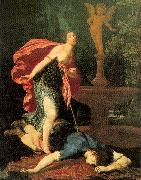 Pagani, Gregorio Pyramus and Thisbe oil painting picture wholesale