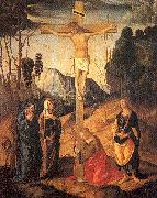 Palmezzano, Marco The Crucifixion oil painting artist
