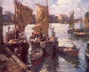 Pavlosky, Vladimir The Gloucester Fisherman oil painting picture wholesale