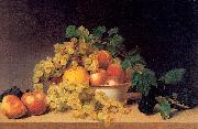 Peale, James Still Life with Fruit on a Tabletop oil painting picture wholesale