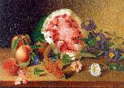 Peale, James Still Life with Watermelon oil painting picture wholesale