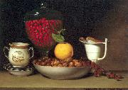 Peale, Raphaelle Still Life: Strawberries Nuts oil painting picture wholesale