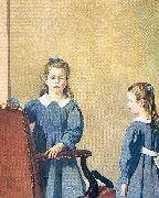 Pearson, Joseph Jr. Jane and Virginia oil painting picture wholesale