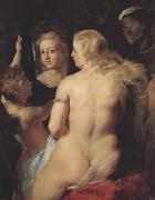 Peter Paul Rubens Venus at the Mirror (MK01) oil painting artist