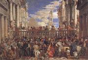 Peter Paul Rubens The Wedding at Cane (mk01) oil painting picture wholesale