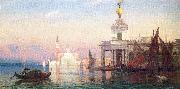 Picknell, William Lamb The Grand Canal with San Giorgio Maggiore oil painting picture wholesale
