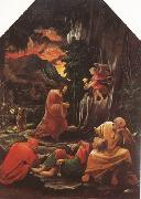 Albrecht Altdorfer The Agony in the Garden (mk08) oil painting picture wholesale