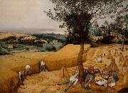 BRUEGEL, Pieter the Elder The Corn Harvest (mk08) oil painting picture wholesale