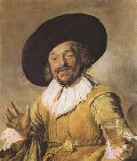 Frans Hals The Merry Drinker (mk08) oil painting picture wholesale