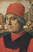 Luca Signorelli Portrait of a Lawyer (mk08) oil painting artist