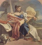 Mura, Francesco de Allegory of the Arts (mk05) oil painting picture wholesale