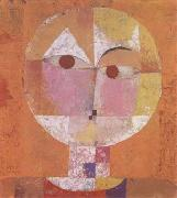 Paul Klee Senecio (mk09) oil painting picture wholesale