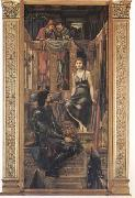 Sir Edward Coley Burne-Jones King Cophetu and the Beggar Maid (mk09) oil painting picture wholesale
