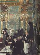 Sir William Orpen The Cafe Royal (mk06) oil painting artist